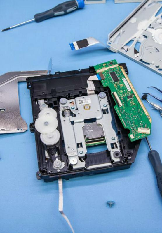 Game console repair service in London