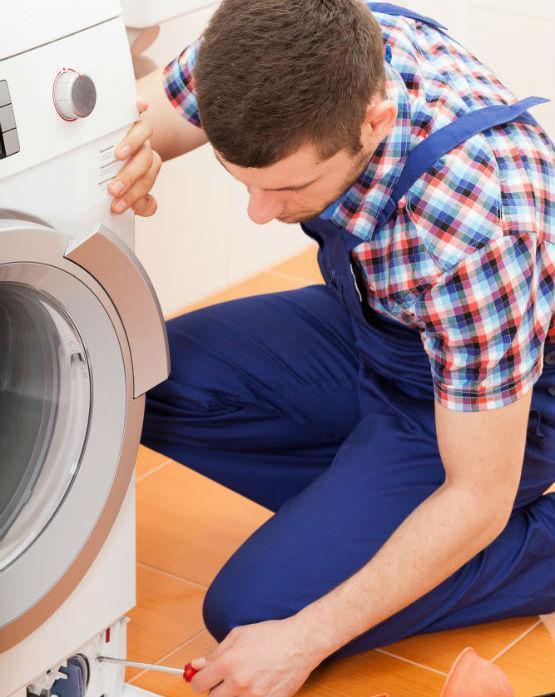 Tumble dryer repairman