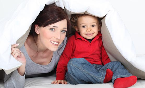 All types of nanny care in London