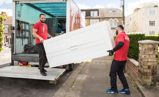 delivery men for furniture