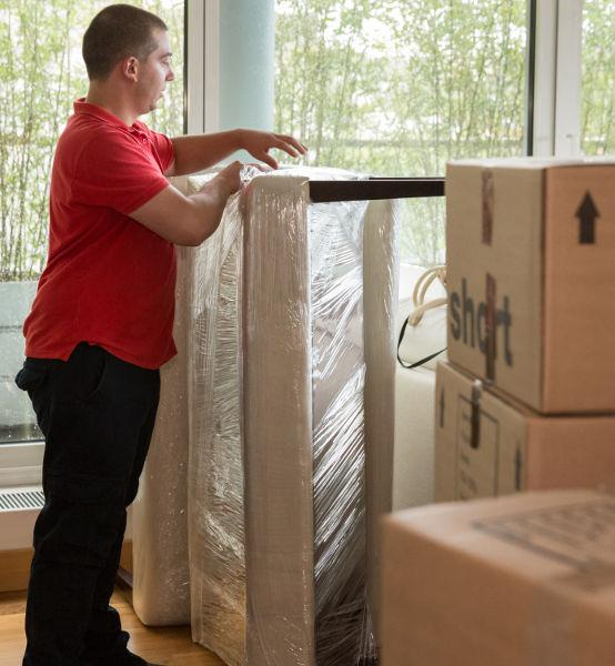house packing services