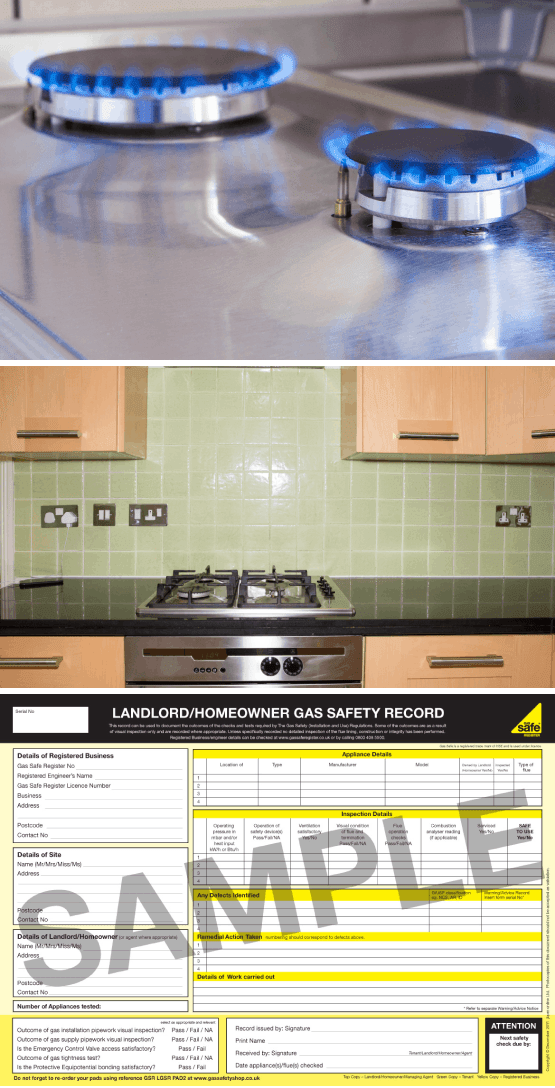 landlord gas safety certificate check up